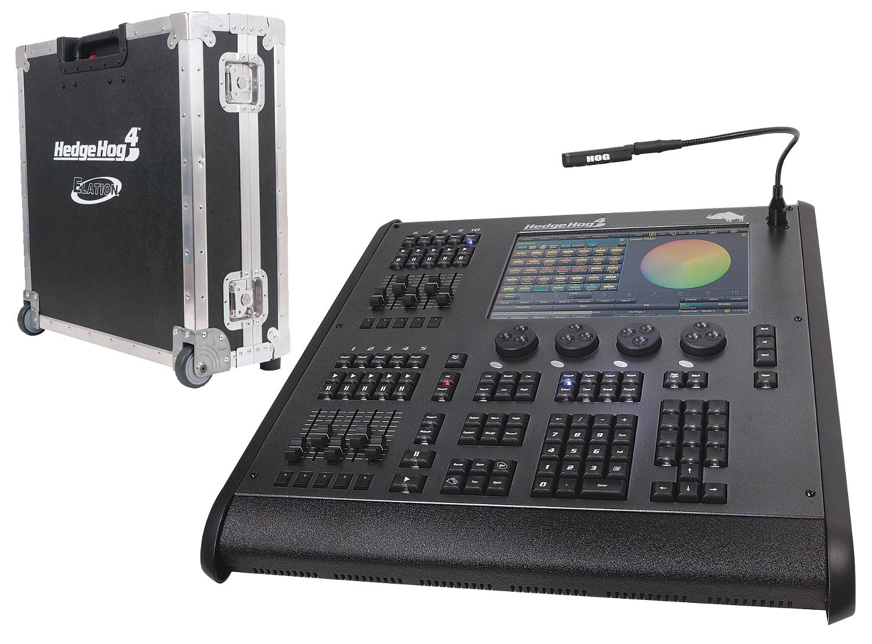 high end systems hedgehog4 ii k hedgehog 4 lighting console