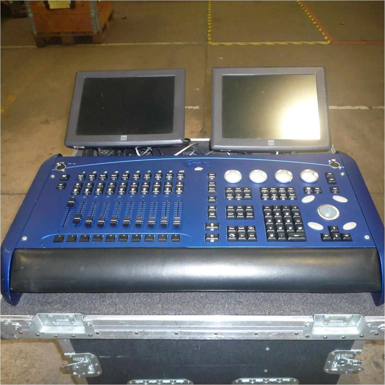 high end ipc hog console