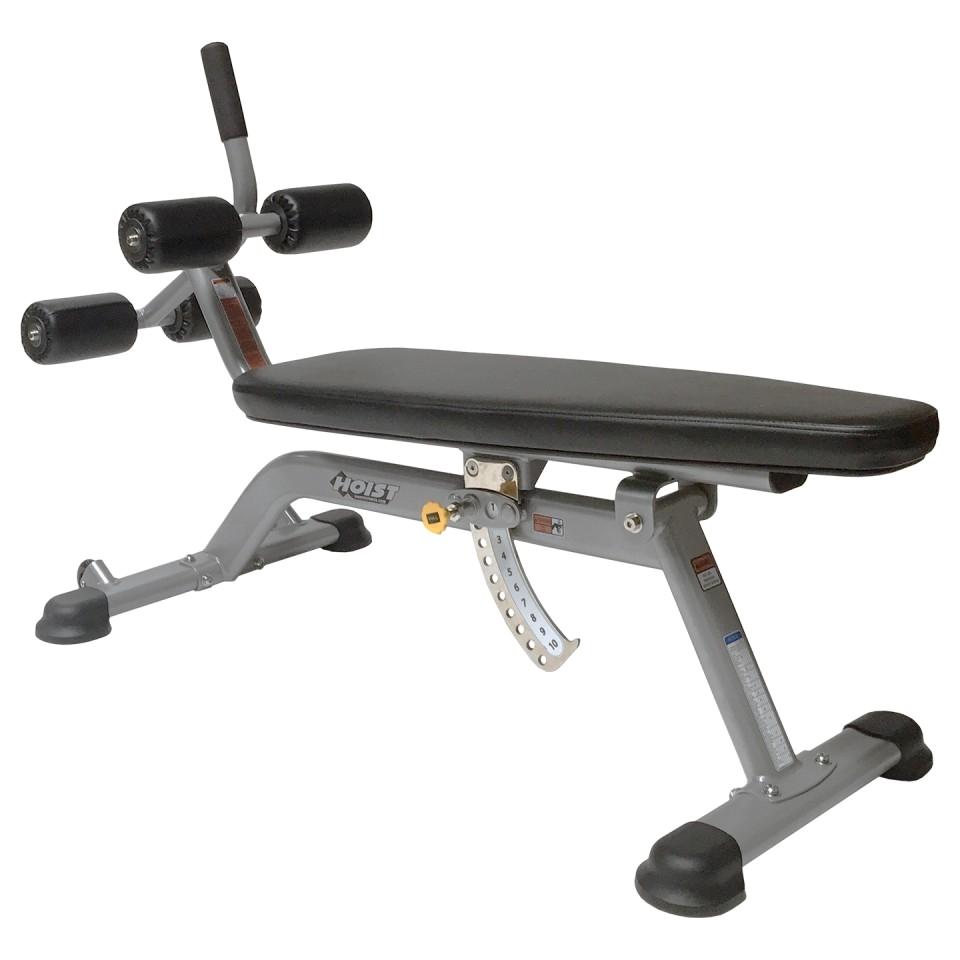 hoist hf 5264 adjustable ab bench