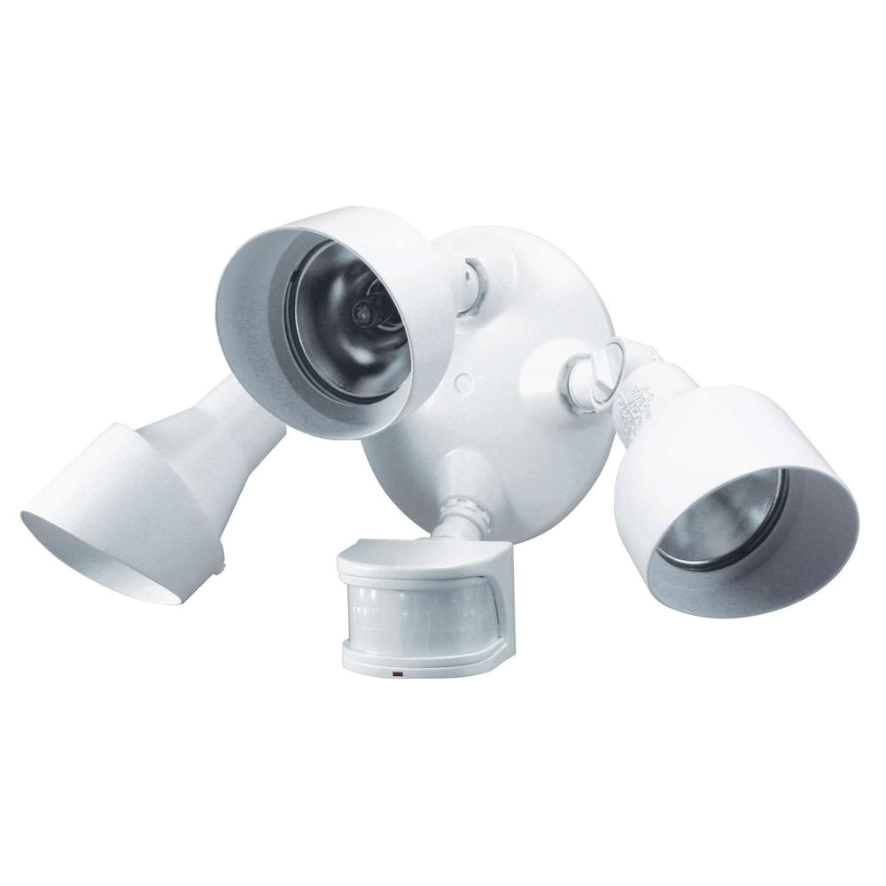 270a 3 head motion sensing security light