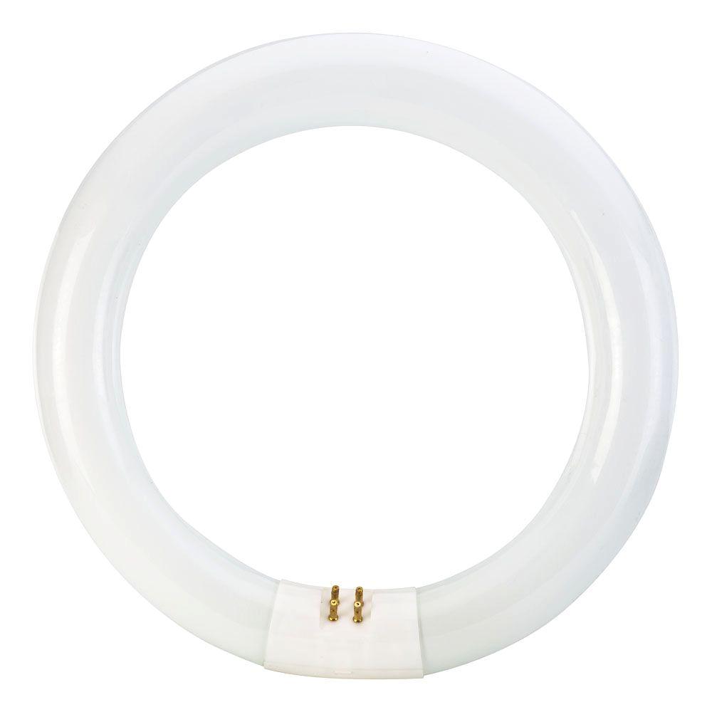 linear t9 fluorescent light bulb soft white 3000k