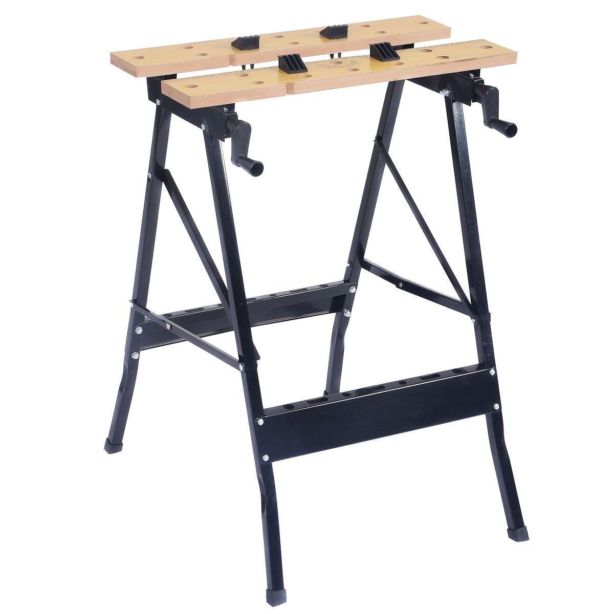 folding work bench table tool garage repair workshop benches furniture