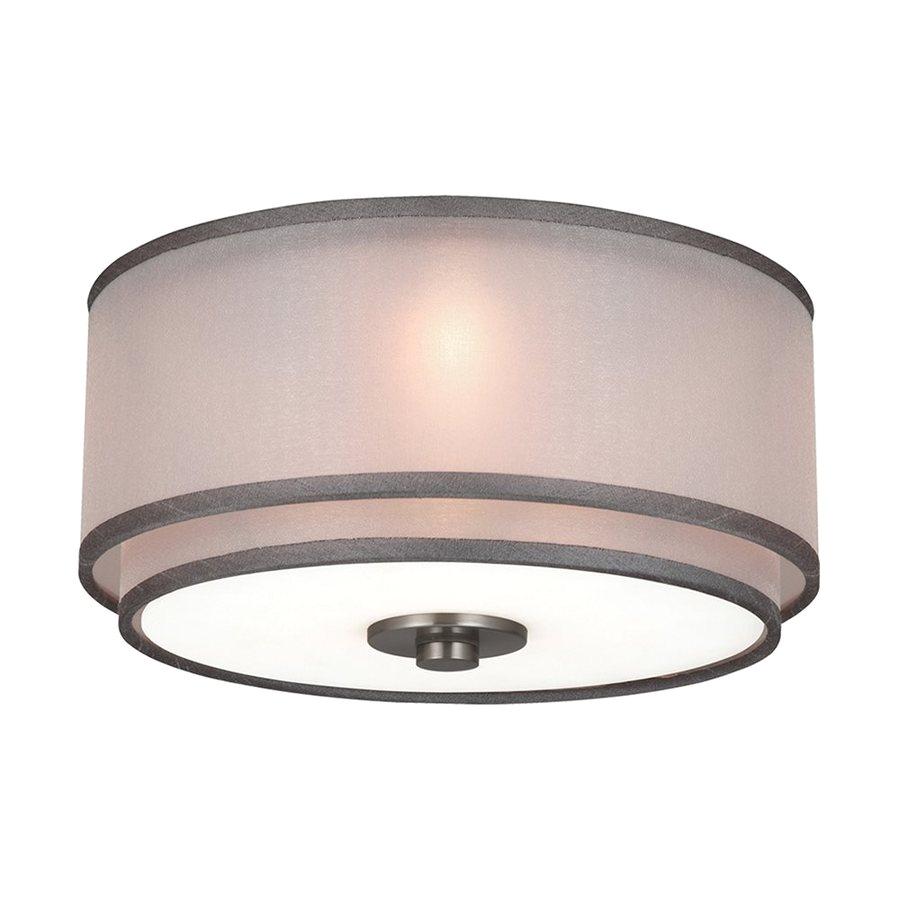 monte carlo fan company 3 light brushed steel halogen ceiling fan light kit with frosted