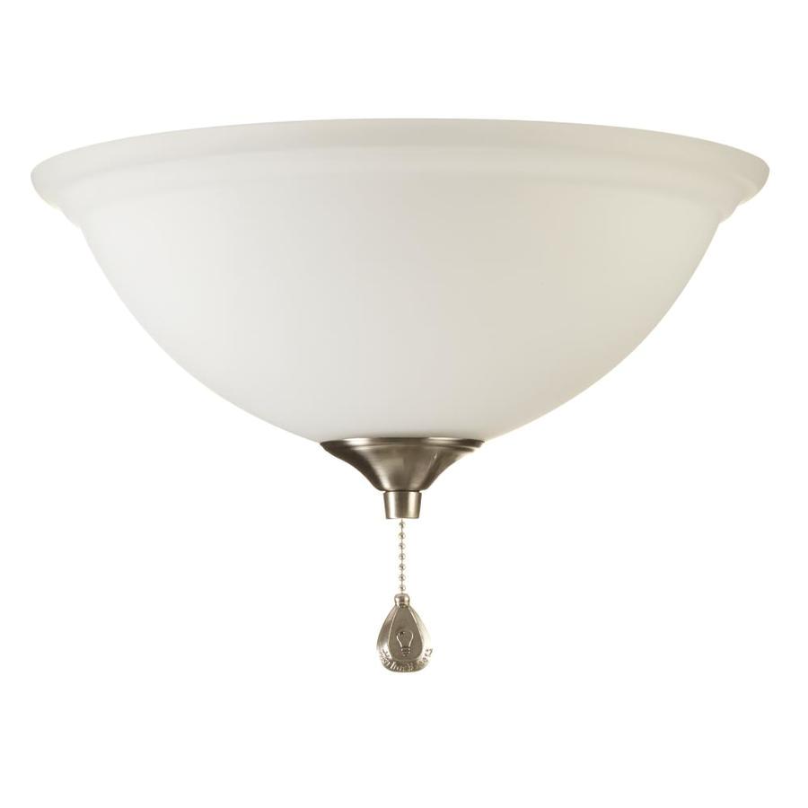 harbor breeze 2 light brass bronze brushed nickel white led ceiling fan