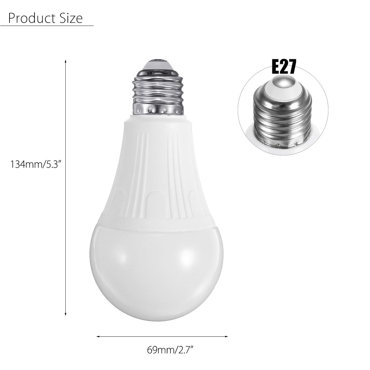 Ilumi Light Bulb E27 Wireless Wifi App Rc Smart Bulb Lamp Light Rgb for Echo Alexa