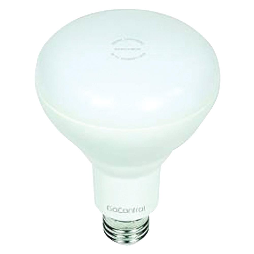 gocontrol bulbz z wave 65 watt led indoor flood light bulb