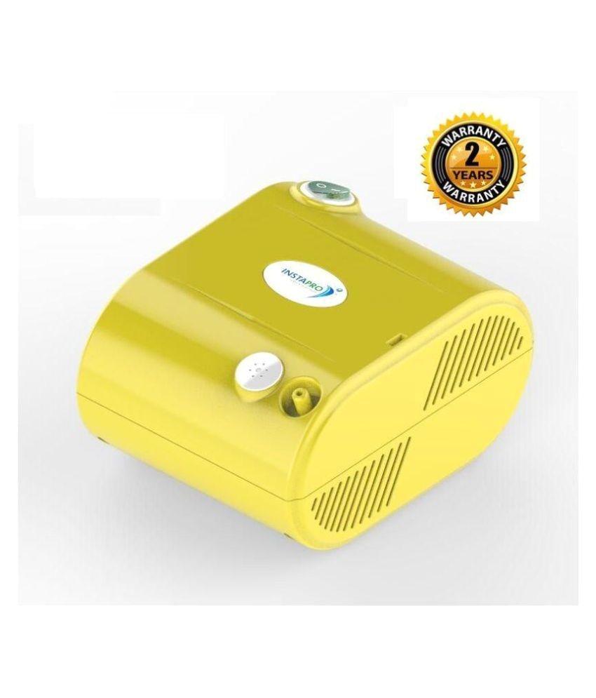insta pro compressor nebulizer with 2 yrs warranty