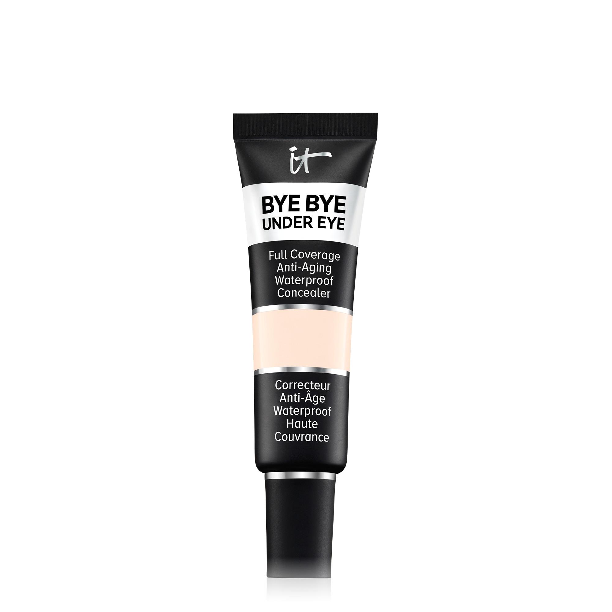 bye bye under eye full coverage anti aging waterproof concealer it cosmetics