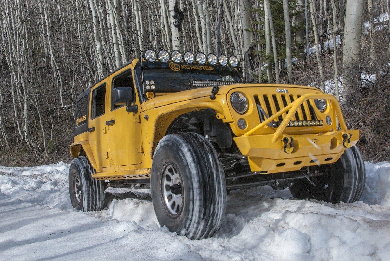 pro6 led light bar jeep jk