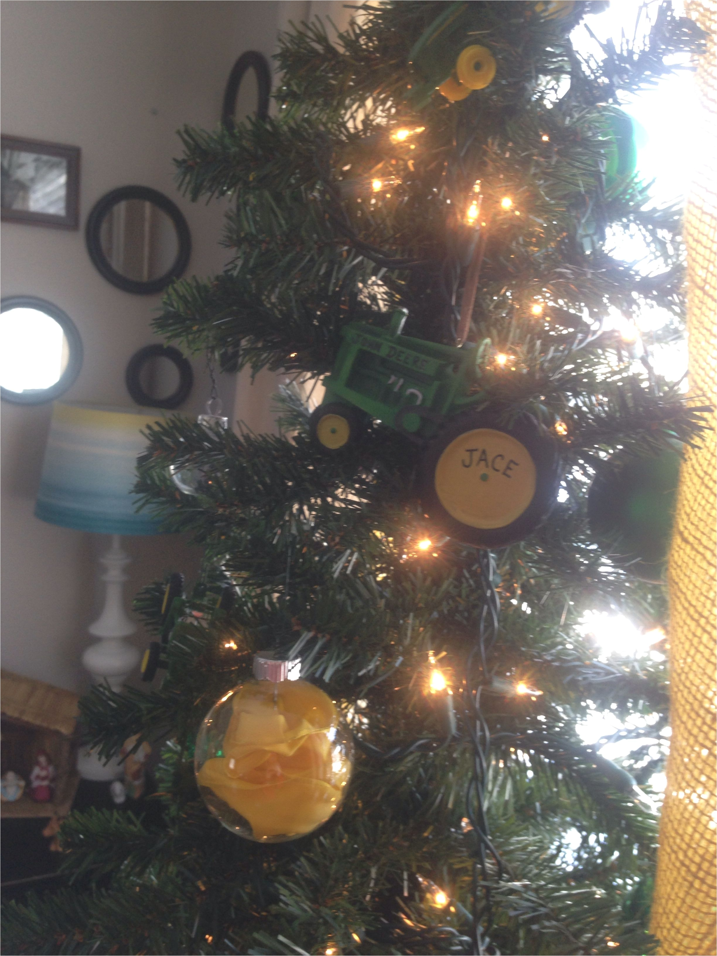 enchanting john deere home decor at john deere christmas tree home decorating pinterest
