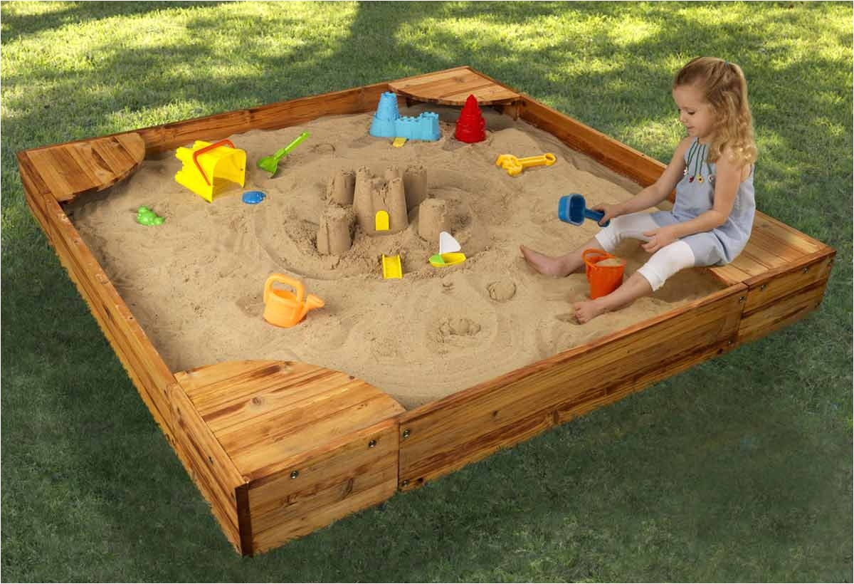 kidkraft backyard sandbox 00130