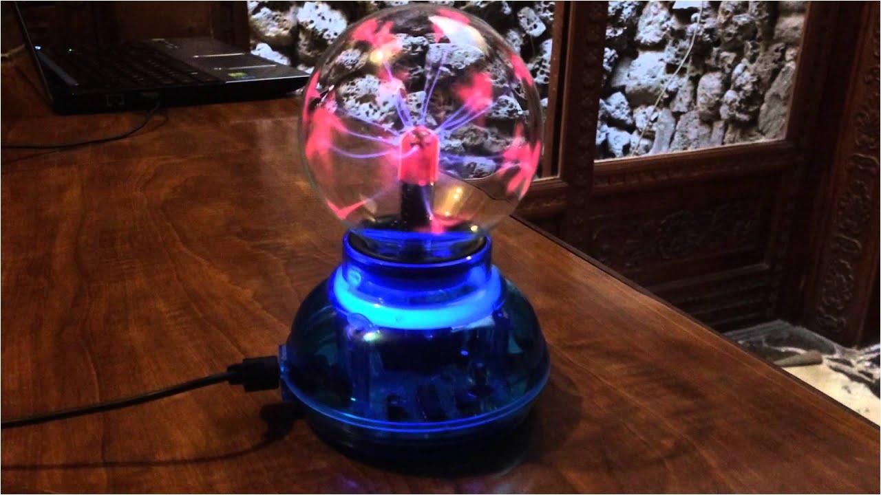 lampara de plasma
