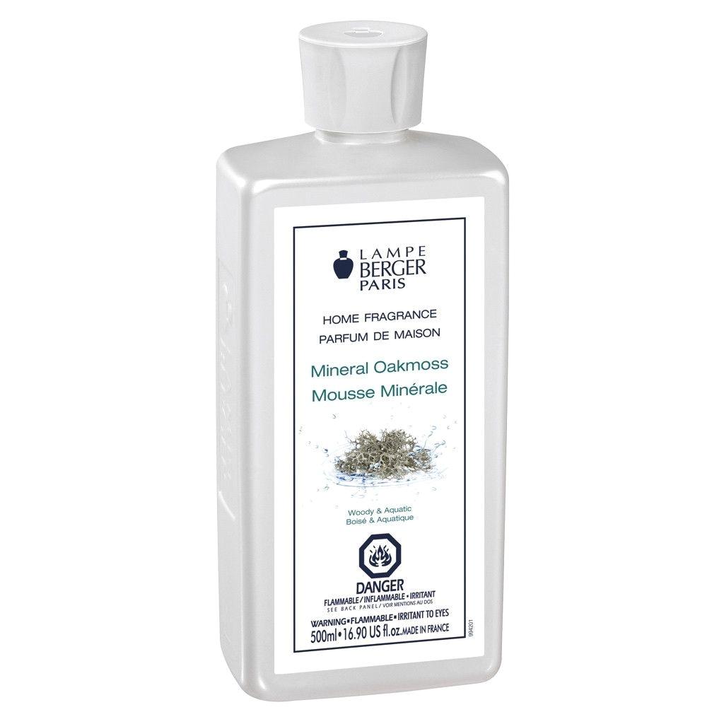 brand new fragrance now available mineral oakmoss lampe berger fragrance oil 500 ml