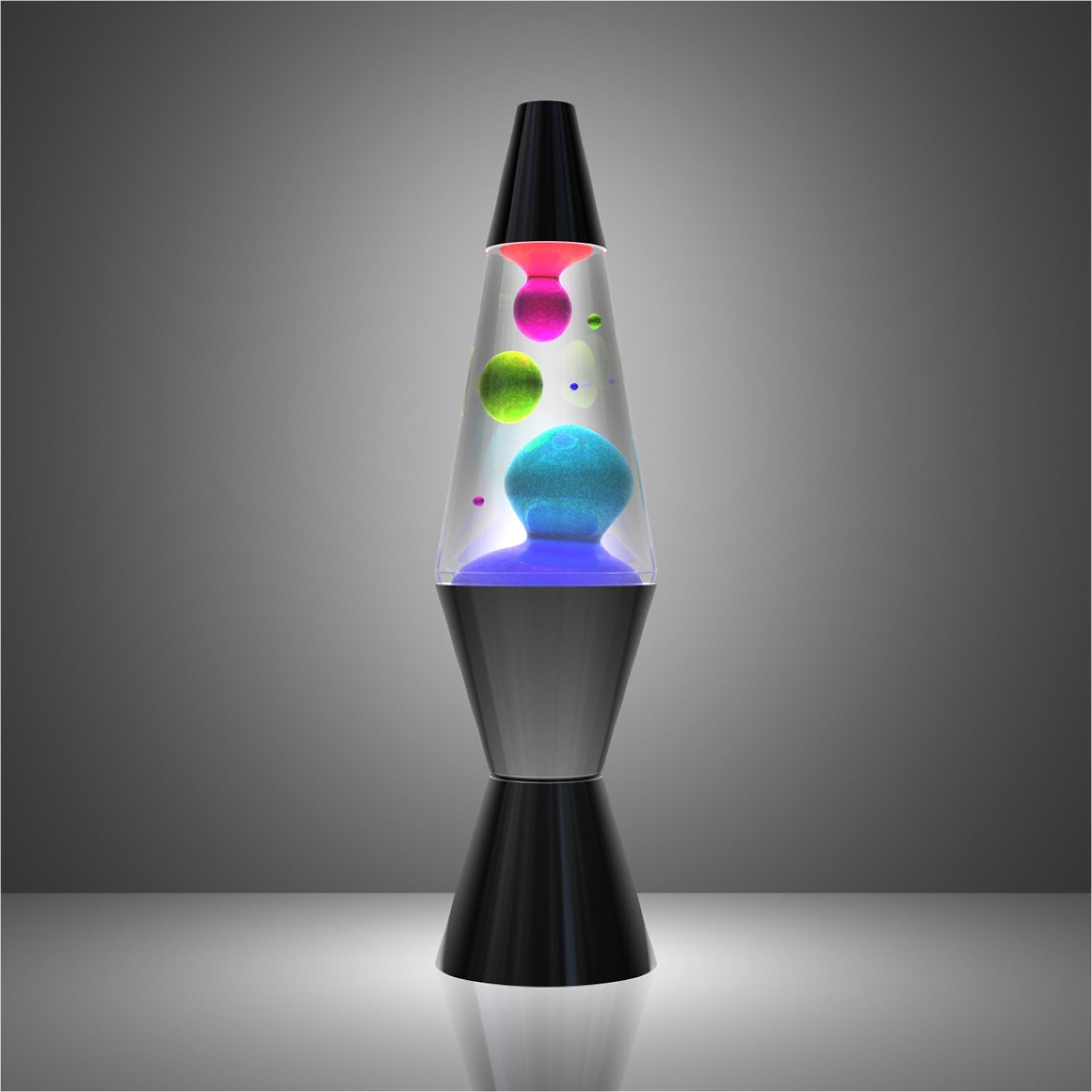 lava lamp air bubbles