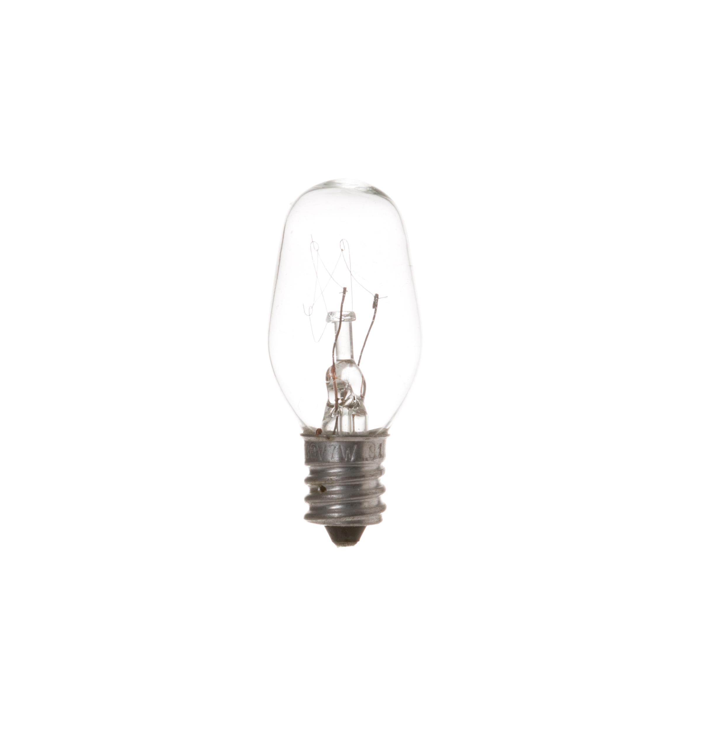 bulb 7w model 7c7