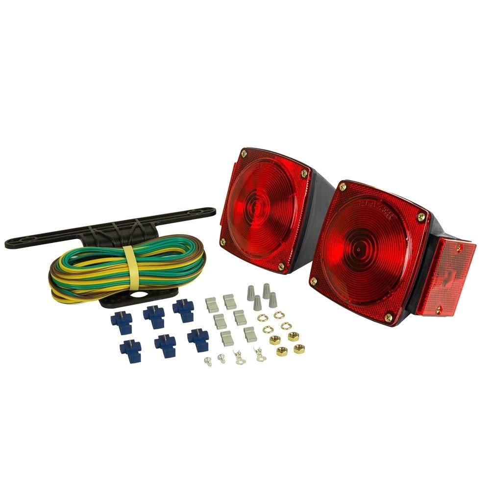 Led Boat Trailer Light Kit Amazon Com Blazer C6421 Submersible