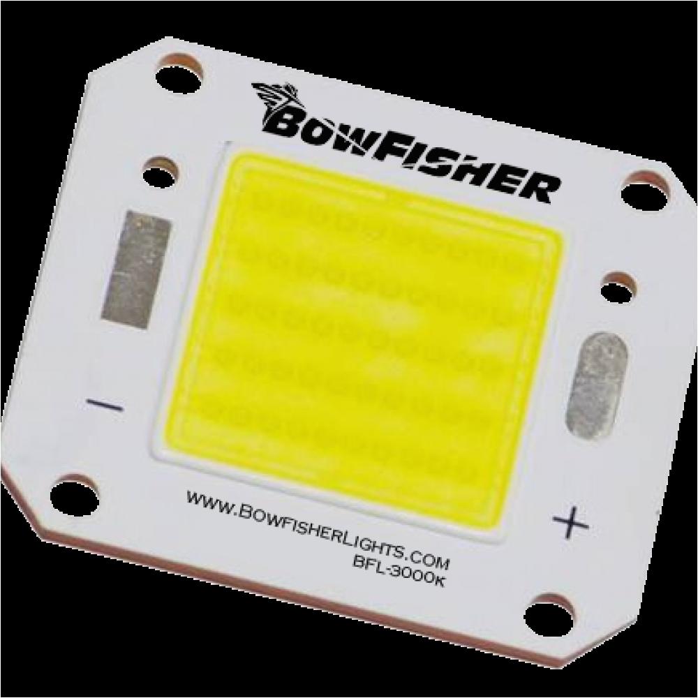 50 watt cob led for bowfishing lights