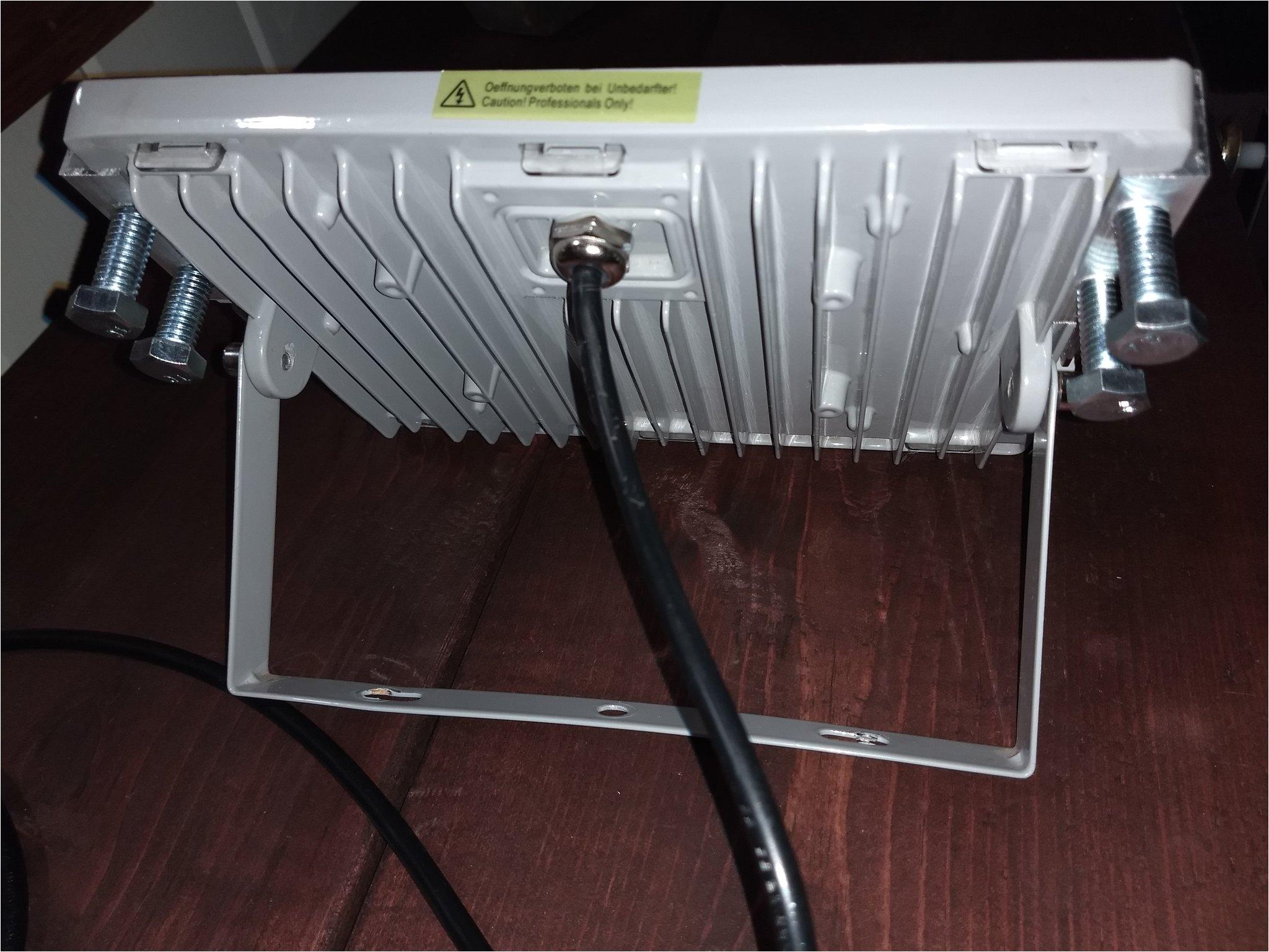 next generation leds 100w led bowfishing flood light 110v ac hps amber filter
