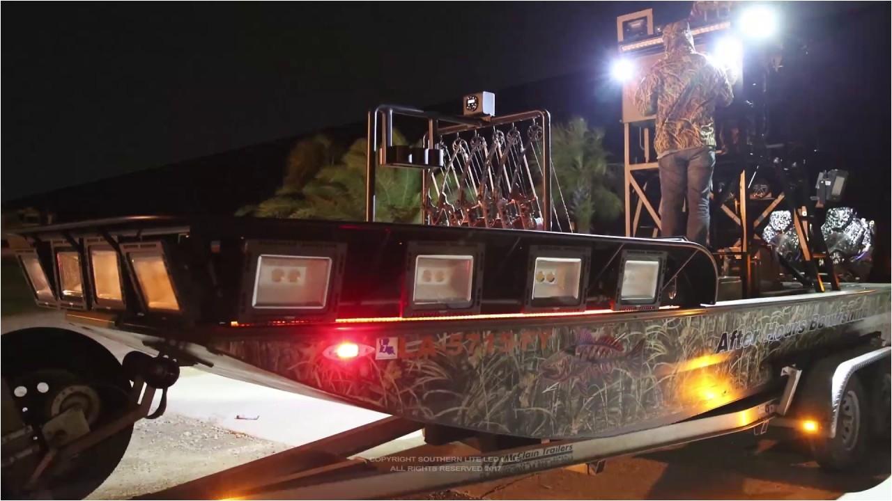 southern lite led bowfishing lights