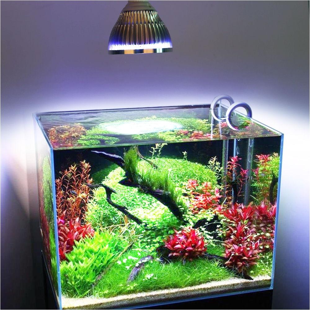 Led Light for Planted Aquarium 54w 36w Freshwater Saltwater Aquarium Lighting Marine Reef Aquariums