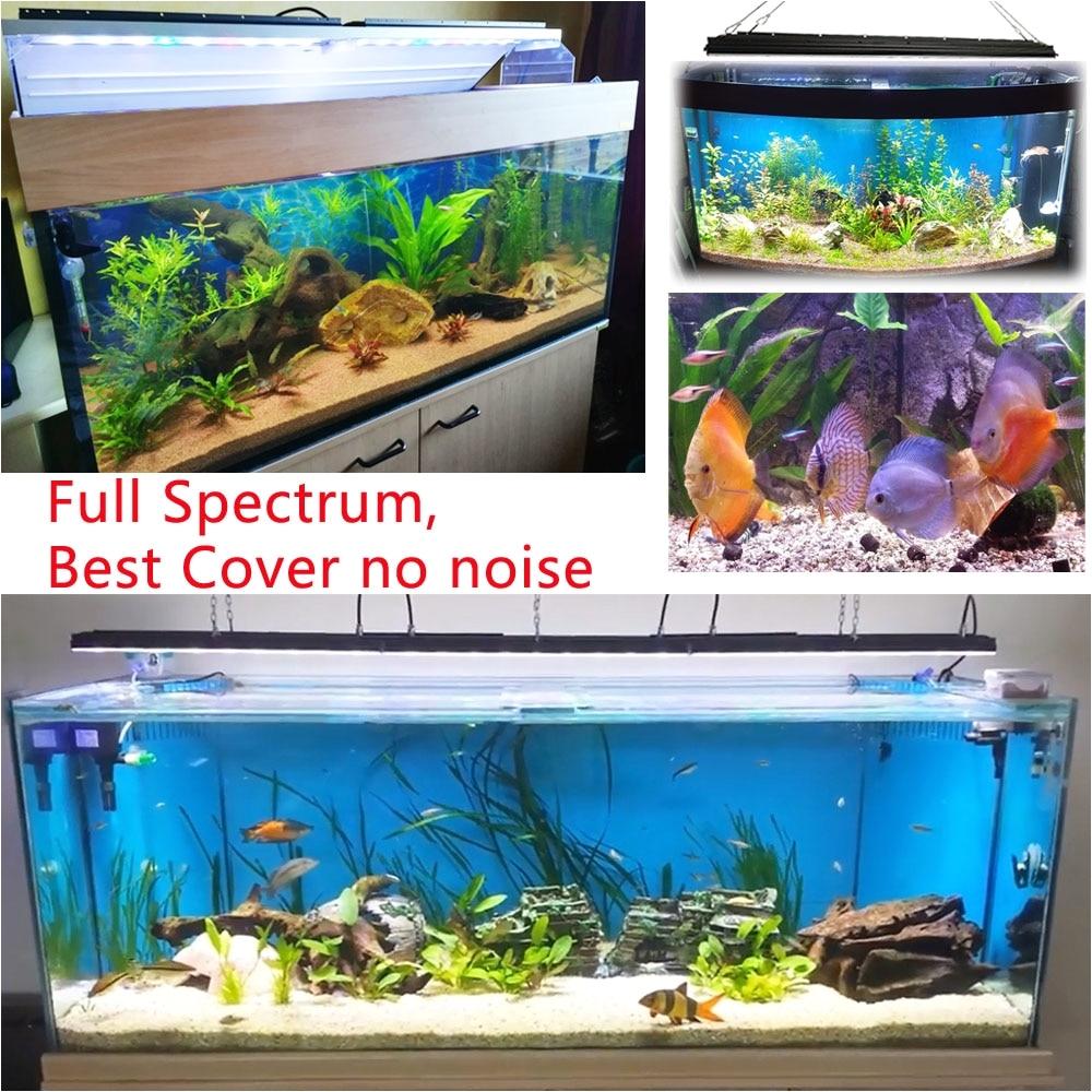 aliexpress com buy dsuny programmable aquarium lights plant for 36 40 freshwater tank aquarium led lighting fixture wifi control sunrise sunset from
