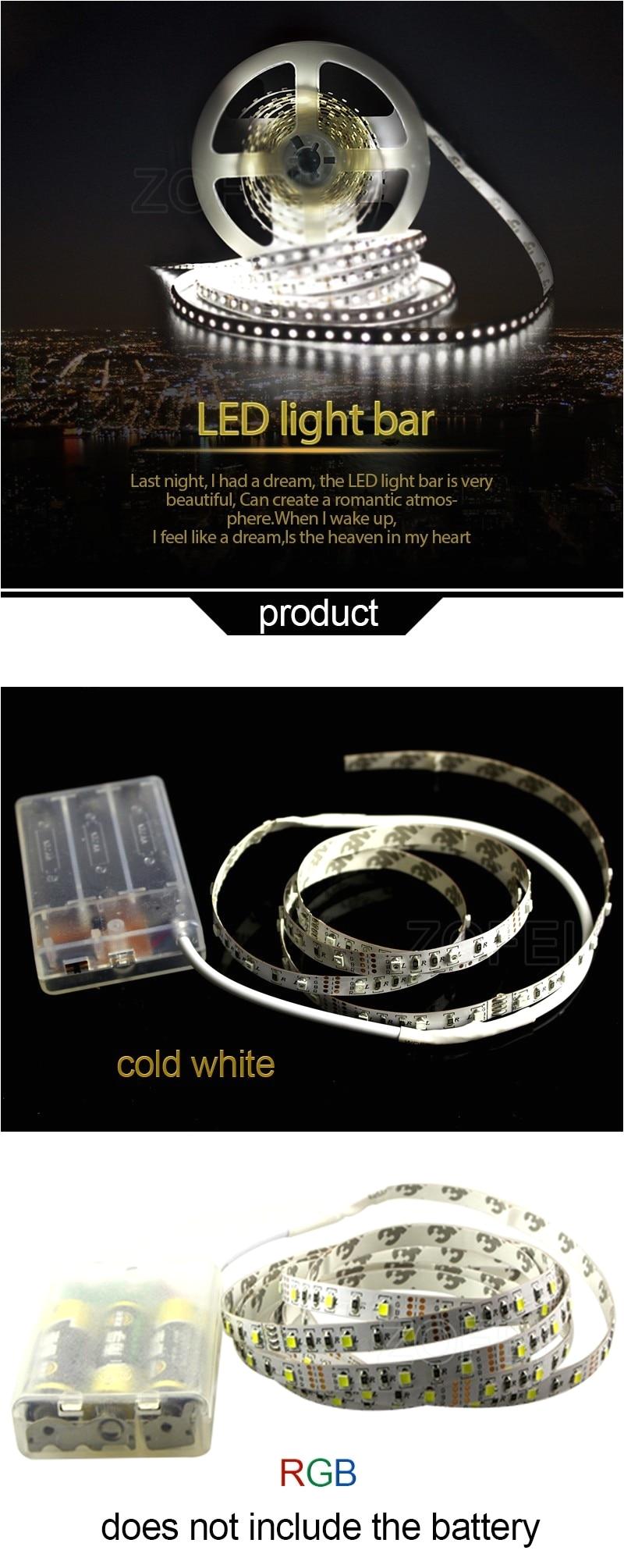 Led Light Strips Battery Powered Bradshomefurnishings