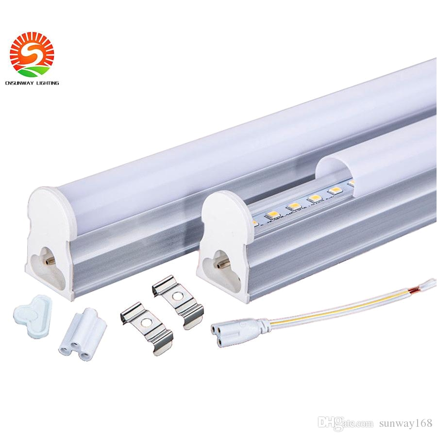 8ft led tubes integrated t5 2400mm led fluorescent tubes light 45w 4800 lumens ac 110 240v ce rohs ul t8 fluorescent tubes led replacement for fluorescent