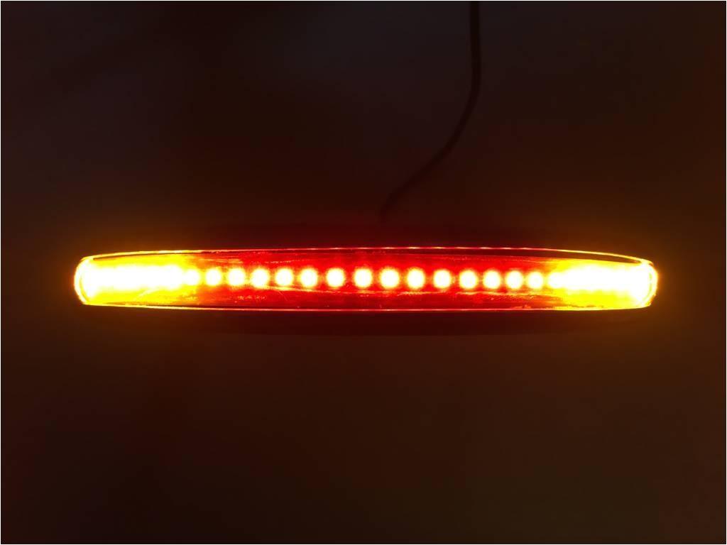 mcu 28mm led light loop kit od 255mm