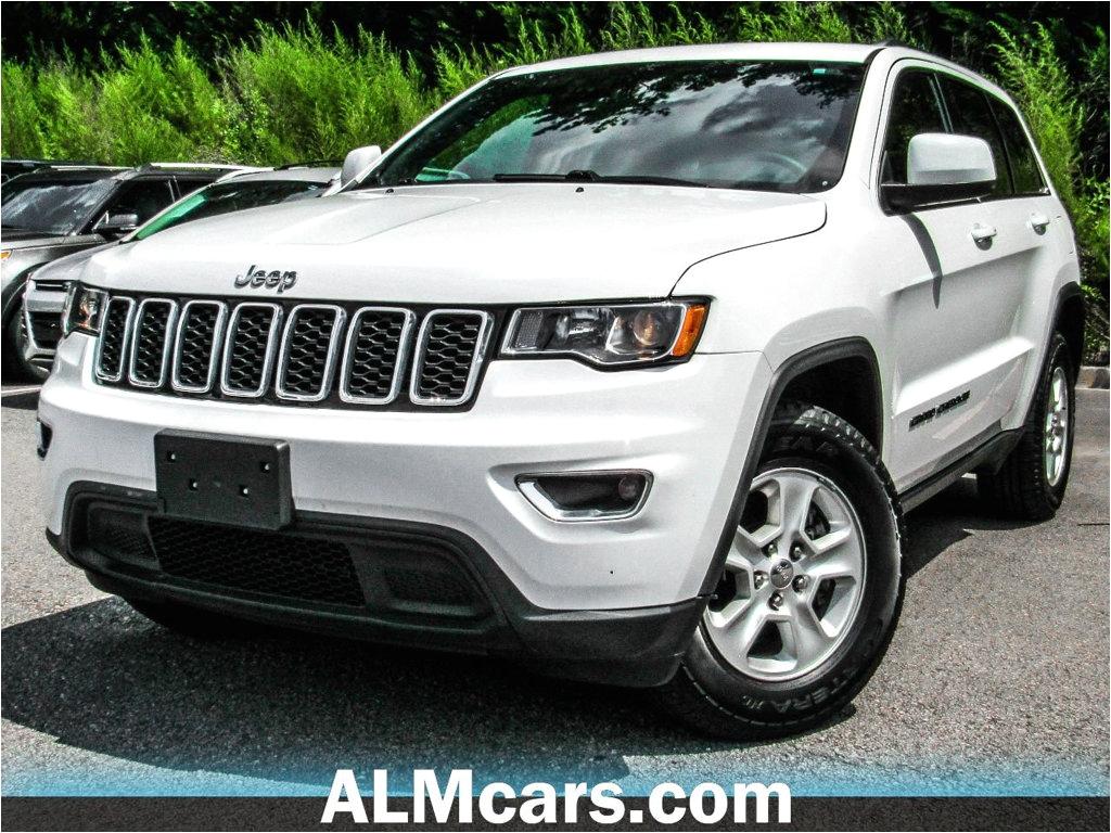 2017 jeep grand cherokee laredo 4x4 17977158