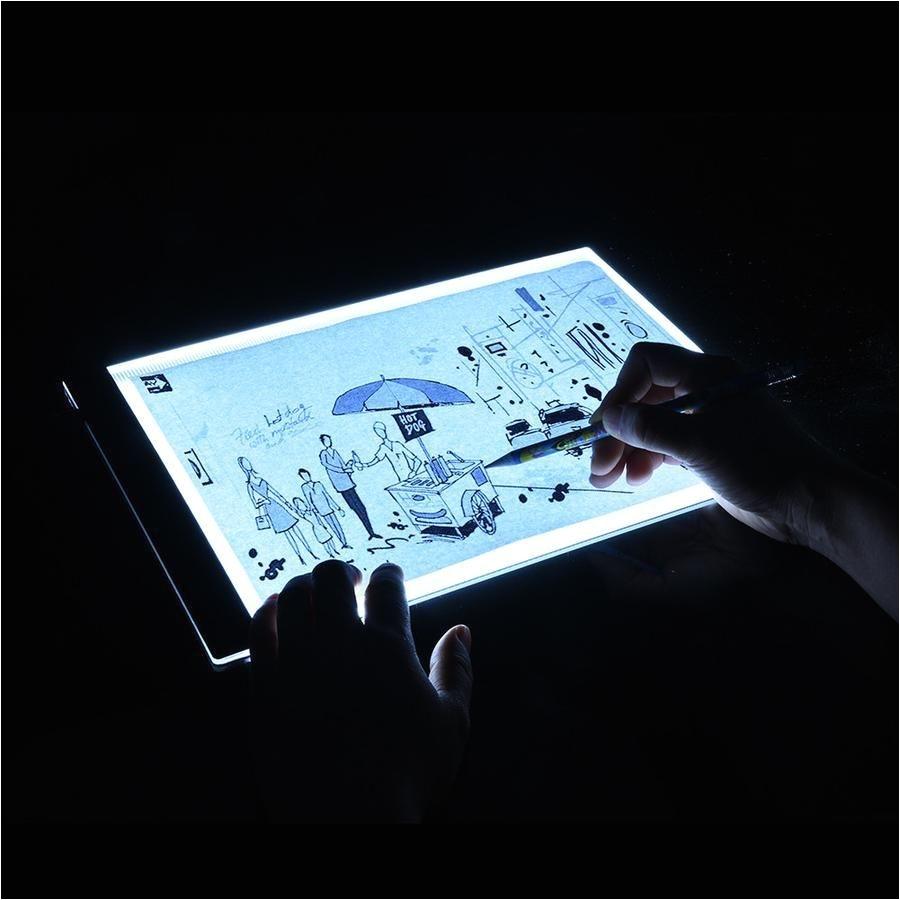 light drawing pad