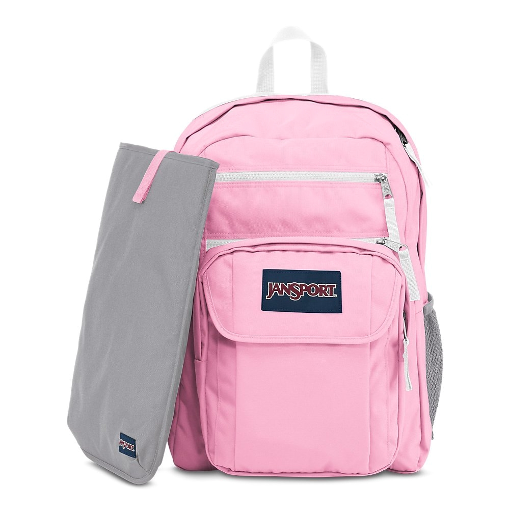 jansport backpack baby pink