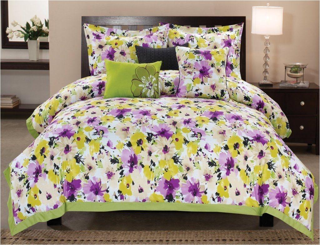 tulip watercolor bedspread google search