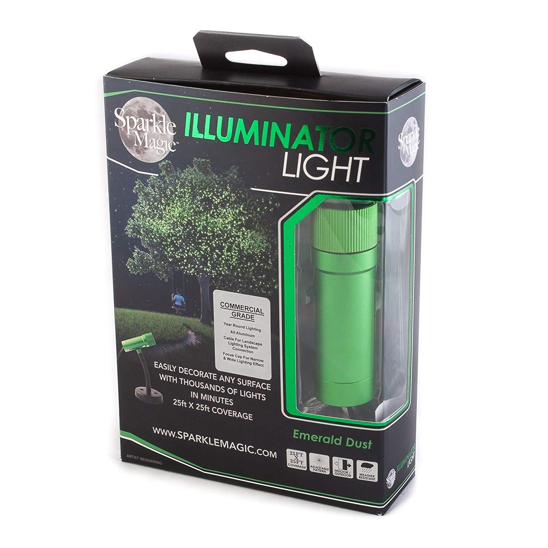 amazon com sparkle magic green commercial grade laser light landscape laser lights christmas laser lights home improvement