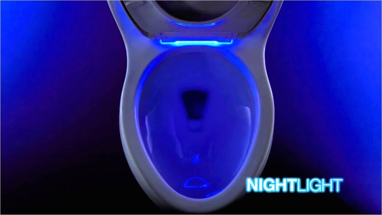 kohler night light toilet available from fossati plumbing brewster ny