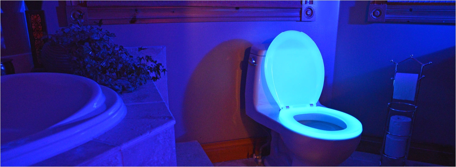 light up your life light up your toilet