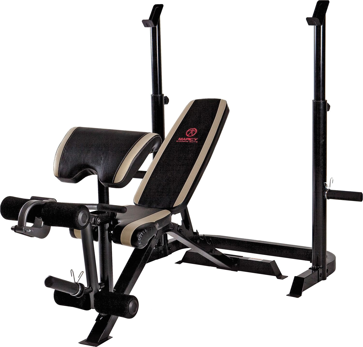 marcy two piece olympic weight bench