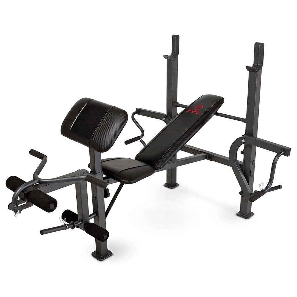 the marcy diamond elite standard weight bench md 389 is essential to building the best