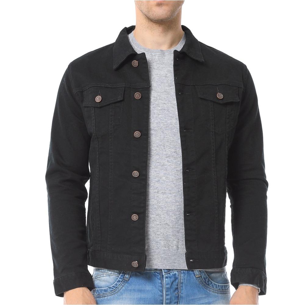 aliexpress com buy fashion mens black blue white denim jacket casual autumn jeans coat slim fit long sleeve outerwear for men cotton sweatshirt from