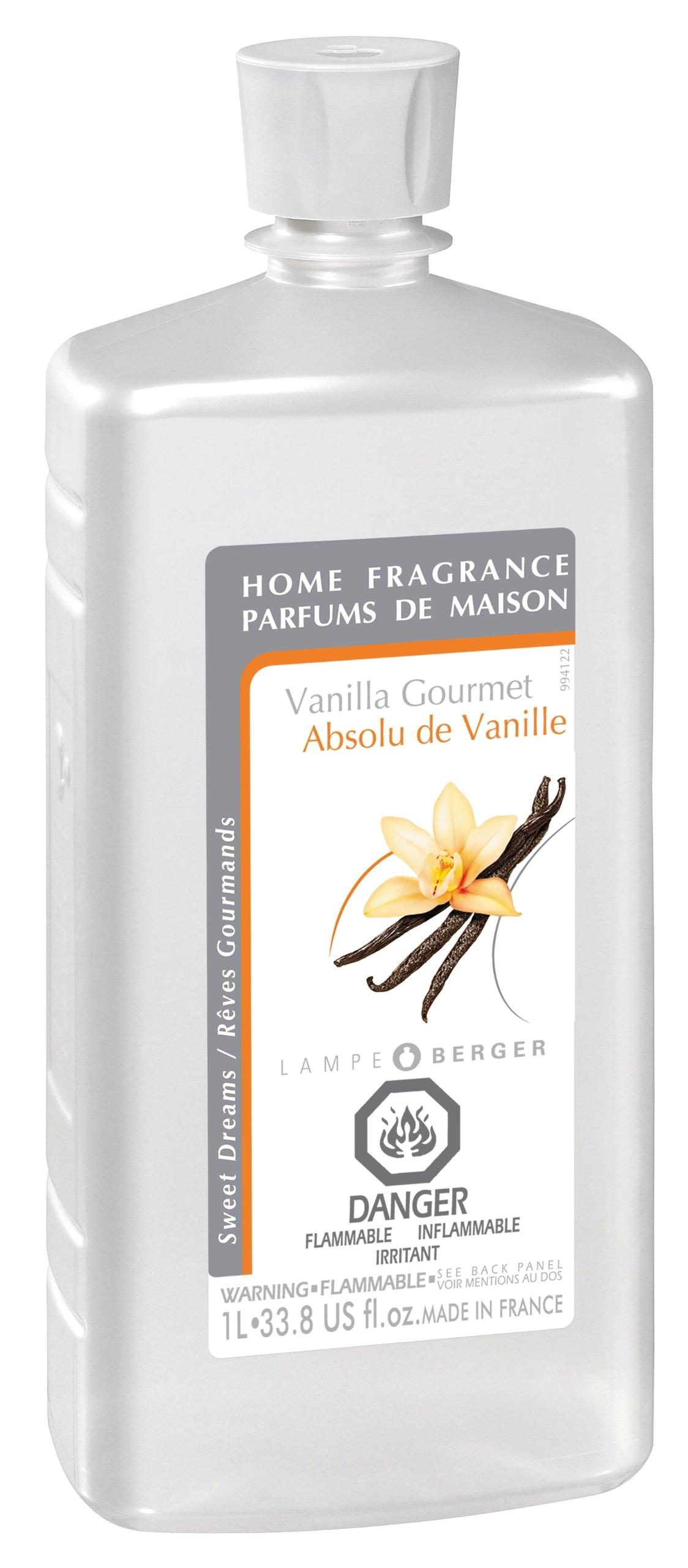 amazon com lampe berger fragrance 33 8 fluid ounce vanilla gourmet home kitchen