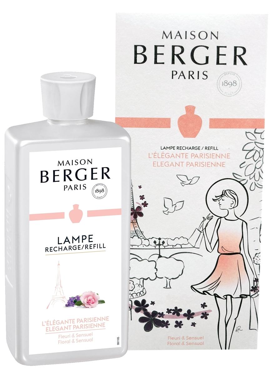 elegant parisienne lampe berger fragrance oil 500ml 16 9oz