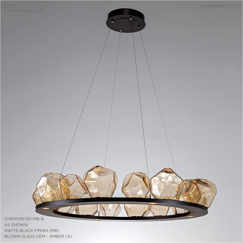 16 gem ring chandelier chb0039 0d hammerton studio from semi flush mount lighting