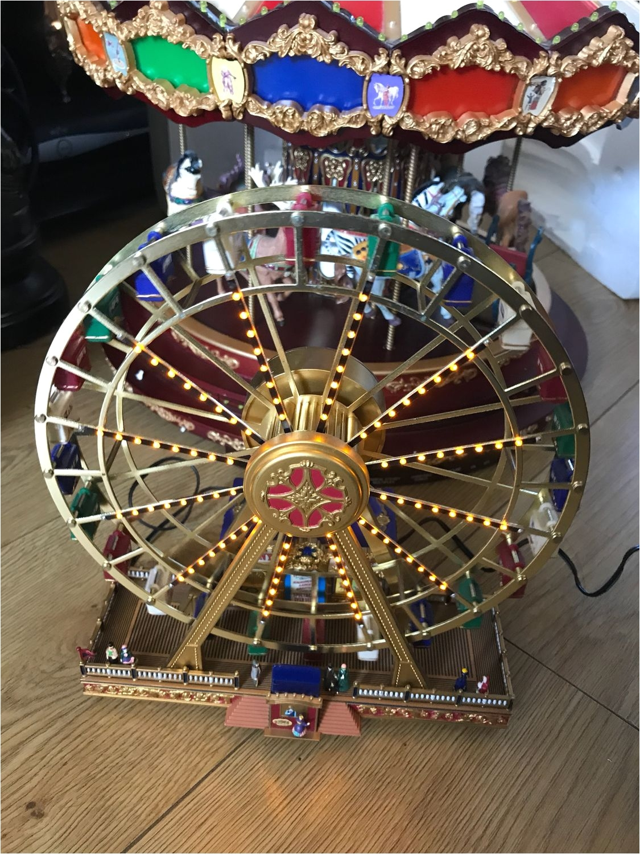 vintage dolls toys livemaster handmade buy vintage carouselmr christmas wheel