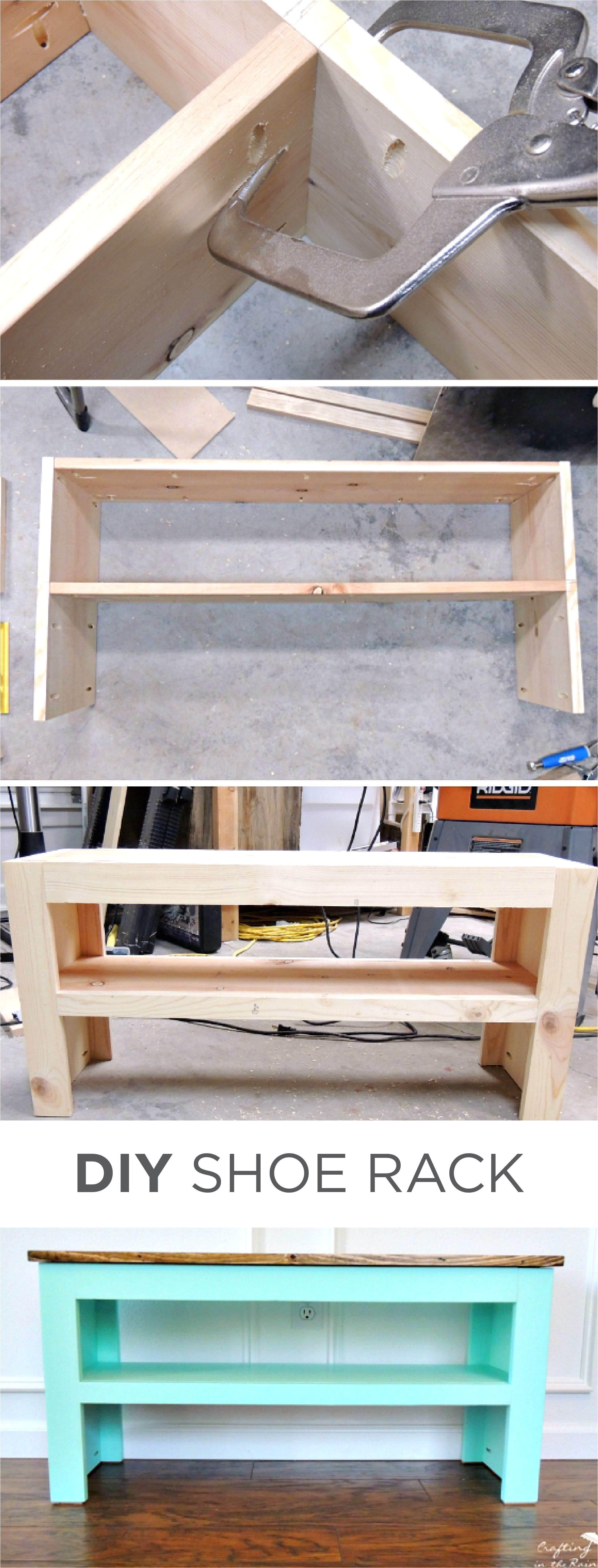 mudroom bench plans best of diy shoe bench diy pinterest