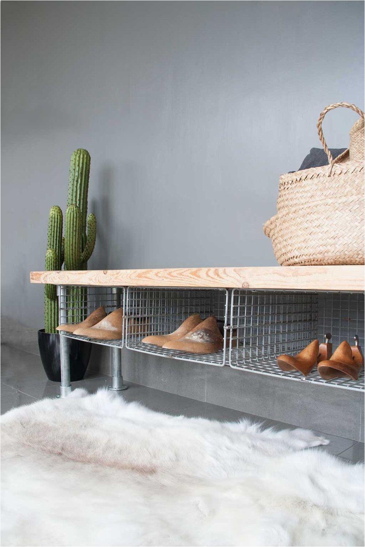 wire shoe rack bench by inekohome on etsy https www etsy
