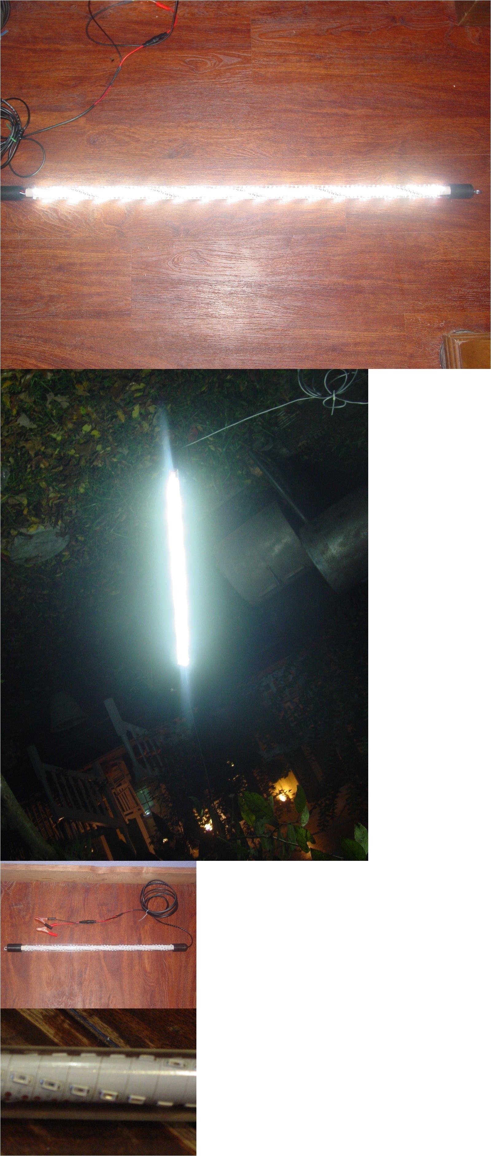 lights 123489 new sparky led night fishing light 24 4 amp 5630 led