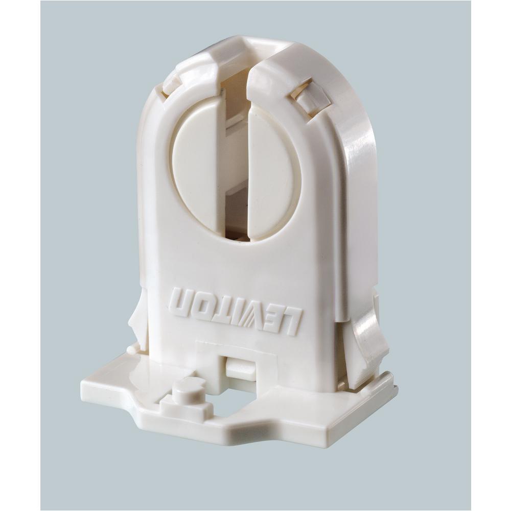 leviton 660w medium profile medium bi pin lamp center for t 8 and t