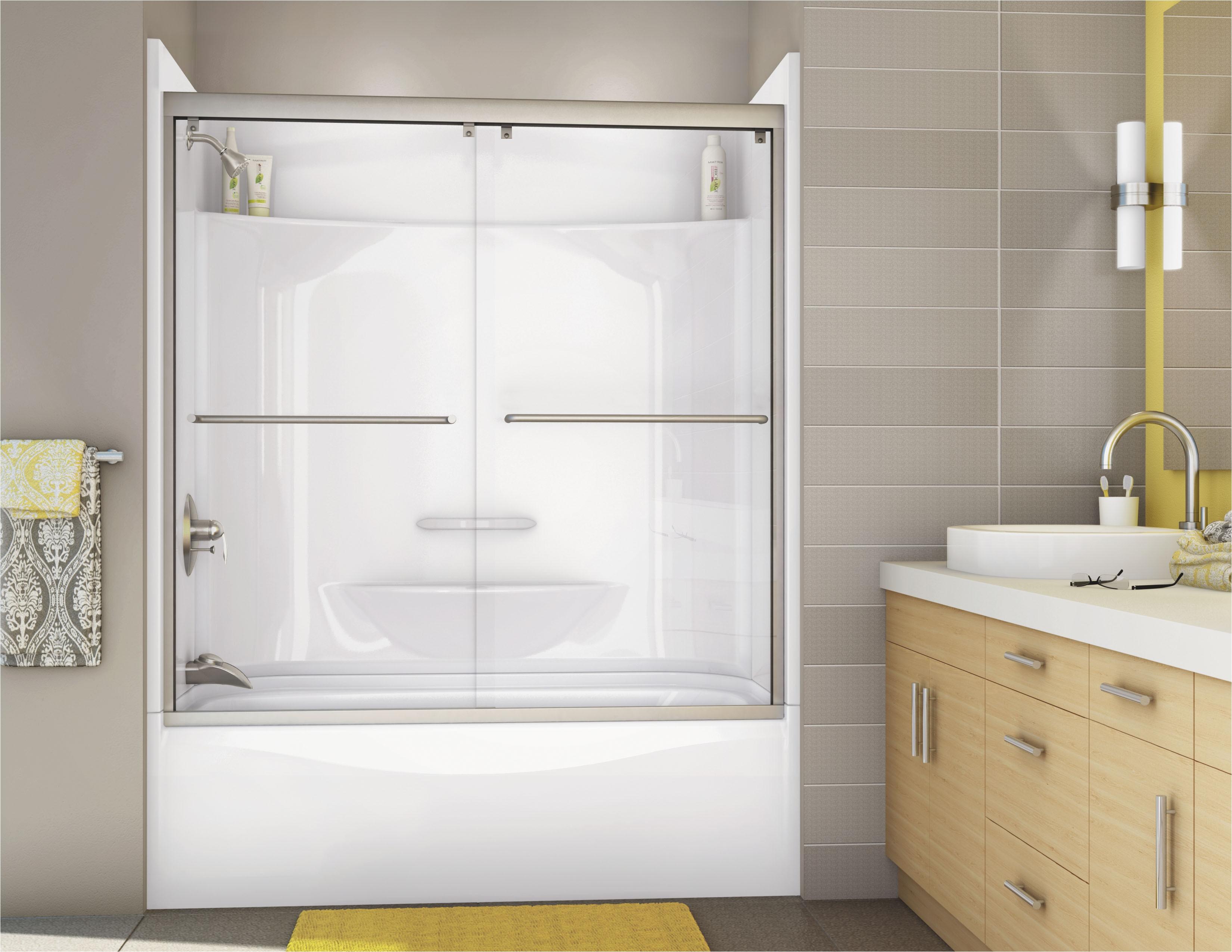 One Piece Bathtub Shower Unit One Piece Bathtub Shower Combo Elegant Acrylic Tub Shower Units