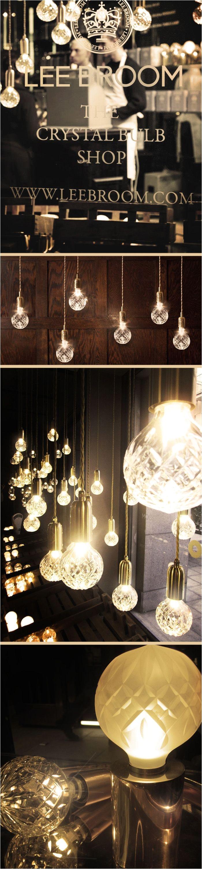 lee broom crystal bulb shop milan 2013