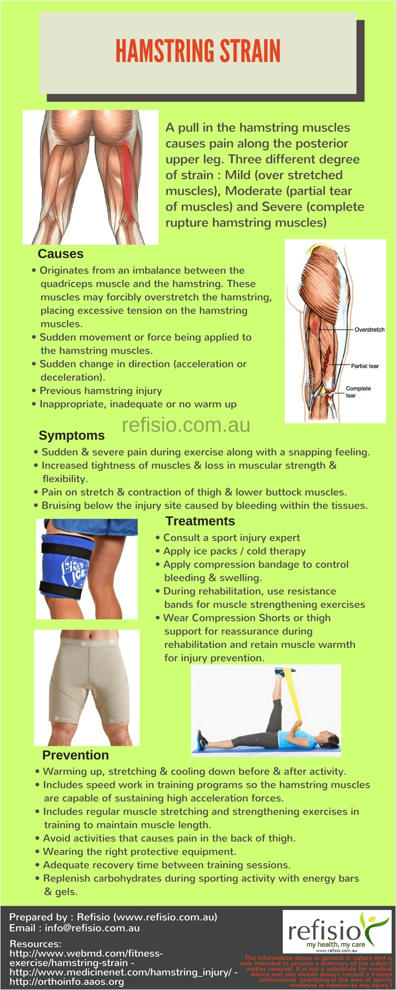 hamstring strain causes symptoms treatments prevention sportsinjuries hamstring injury treatment