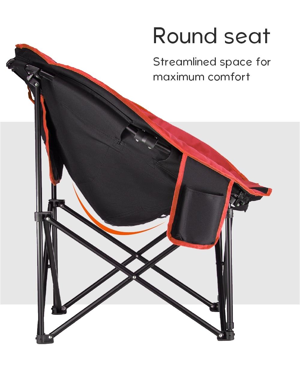 folding stool fishing seat camping 7